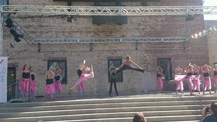 ContempraYouth World Dance Ensemble 2016