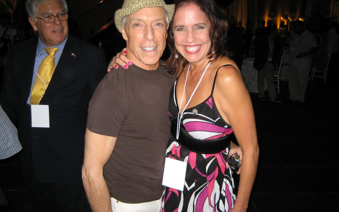 "Oldie But Goodie – Gail with Jerry Blavat – 2008 ""Best Of Philly Awards"""