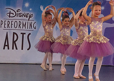 Youth Ballet Ensemble – Disney World May 2017