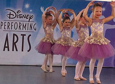 Youth Ballet Ensemble – Disney World May 2017